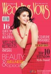 Cherry Red Jacqeline Fernandez On Wedding Vows Cover