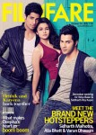 Awesome Threesome! Alia, Varun, Sidharth On Filmfare Cover