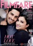 Cutesy Coupling Sidharth & Parineeti On Filmfare Cover
