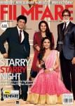 Big B, SRK, Kajol & Madhuri The Sizzling Foursome On Filmfare Cover