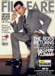Like A Boss! Akshay Kumar On Filmfare Cover