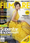 Charming Madhuri Dixit On Filmfare Cover