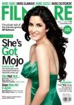 Resplendent Katrina Kaif On Filmfare Cover