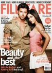 Served Hot Hrithik Roshan & Katrina Kaif On Filmfare Cover