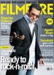 Stylish Salman Khan Scorches The Filmfare Cover
