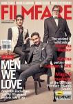 Three Wise Men - Amitabh Bachchan, Prateik Babbar & Saif Ali Khan On Filmfare Cover