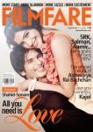 The Happy Couple Shahid Kapoor & Sonam Kapoor On Filmfare Cover