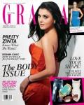 Gorgeous Preity Zinta On Grazia Cover