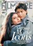 The Dream Couple SRK-Kajol On Filmfare Cover