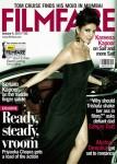 Priyanka Chopra Spices Up In Black On Filmfare Cover