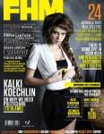 Kalki Koechlin Flaunts A Risque Mood On FHM Cover
