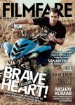Rugged Salman Khan On The Cover Of Filmfare