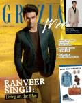 Dapper Dude Ranveer Singh On Grazia Cover