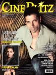 Stylish Farhan Akhtar On Cine Blitz Cover