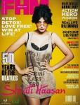 Shruti Haasan Ups The Style Quotient On FHM Cover