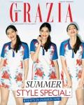 Sonam Kapoor All Smiles On The Grazia Cover