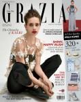 Beautiful Kalki Koechlin On Grazia Cover