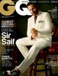 Suited In Style Saif Ali Khan On GQ Cover