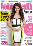 Sultry Sonakshi Sinha On Women's Health Cover