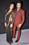 Asha Negi, Ritwik Dhanjani At Star Parivar Awards' 2014