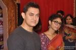 Aamir & Kiran Rao At Star Parivar Awards' 2014