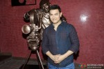 Aamir Khan during the launch of Lagaan's Documentary