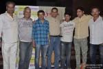 Rajesh Vivek, Amin Hajee, Akhilendra Mishra, Aditya Lakhia, Yashpal Sharma and Rajendranath Zutshi during the launch of Lagaan's Documentary