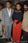 Akshay Kumar, Sonakshi Sinha Snapped At Holiday's Press Meet
