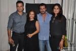 Rohit Roy, Manasi Joshi, Ronit Roy, Neelam At Amit Sadh's Birthday Bash