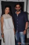 Maria Goretti & Arshad Warsi At Amit Sadh's Birthday Bash