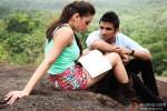 Anindita Nayar and Vir Das in Amit Sahni Ki List Movie Stills Pic 2