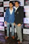 Yuvraaj Singh, Zaheer Khan At GQ's Best Dressed Men bash