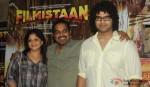 Sangeeta Mahadevan, Shankar Mahadevan, Siddharth Mahadevan Attend Filmistaan's Screening