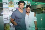Aditya Roy Kapur With Mukesh Chhabra At The Launch Of 'Mukesh Chhabra Casting Company'