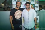 Abhishek Kapoor With Mukesh Chhabra At The Launch Of 'Mukesh Chhabra Casting Company'