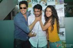 Sidharth Malhotra & Shraddha Kapoor With Mukesh Chhabra At The Launch Of 'Mukesh Chhabra Casting Company'