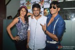 ​Teejay, Karanvir Bohra With Mukesh Chhabra At The Launch Of 'Mukesh Chhabra Casting Company'