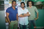 Suniel Shetty, Mukesh Chhabra, Imtiaz Ali Snapped At The Launch Of 'Mukesh Chhabra Casting Company'
