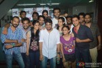Mukesh Chhabra And His Team During The Launch Of 'Mukesh Chhabra Casting Company'