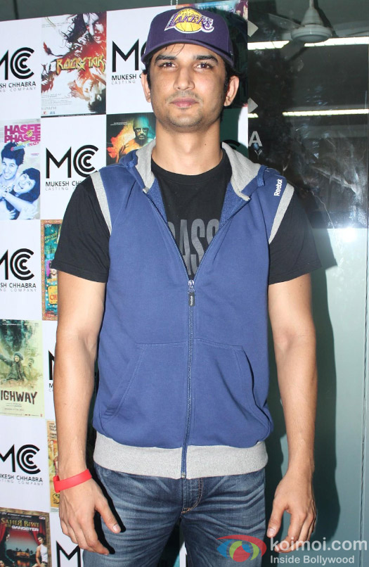 Mukesh Chhabra Snapped At The Event