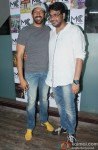 Kabir Khan With Mukesh Chhabra At The Launch Of 'Mukesh Chhabra Casting Company'