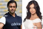 Shoaib Akhtar and Dia Mirza