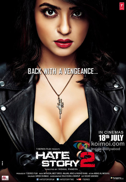The Brand New Poster Of Hate Story 2