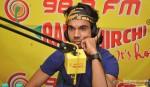 Rajkumar Rao At Radio Mirchi Office