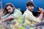 Akhil Kapur and Jay Bhanushali in Desi Kattey Movie Stills Pic 1