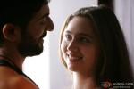 Jay Bhanushali and Sasheh Aagha in Desi Kattey Movie Stills Pic 1