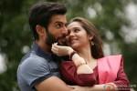 Jay Bhanushali and Sasheh Aagha in Desi Kattey Movie Stills Pic 2