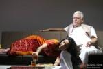 Mallika Sherawat and Om Puri in Dirty Politics Movie Stills