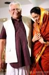 Om Puri and Mallika Sherawat in Dirty Politics Movie Stills