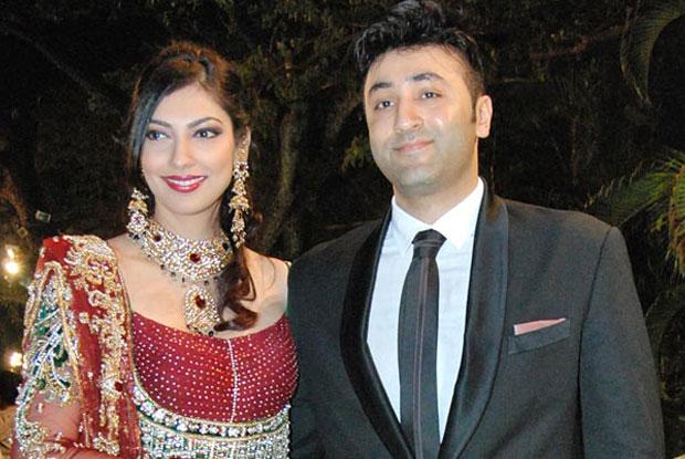 Yukta Mookhey and Prince Tuli